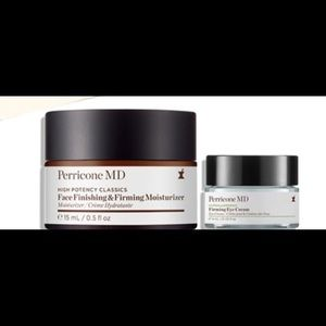 Perricone MD moisturizer and eye cream
